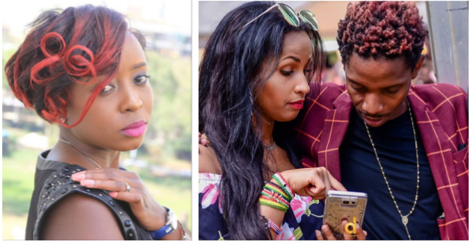 Did Eric Omondi break up with Chantal for Jacque Maribe´s pregnancy? (video)