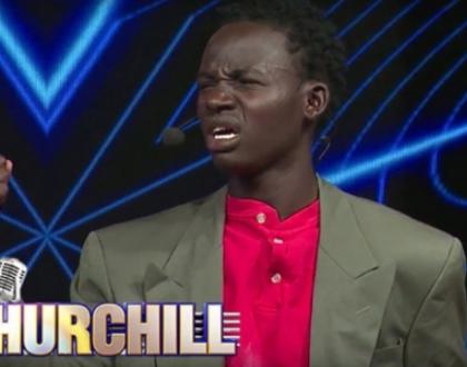 Churchill Show comedian MCA Tricky remembers fallen comedian Ayeiya