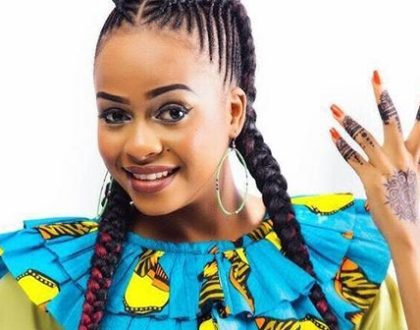 Nandy´s skimpy performance scoops her an ´In-Law´ title from Kenya and a ´Machupi´ title from Tanzania