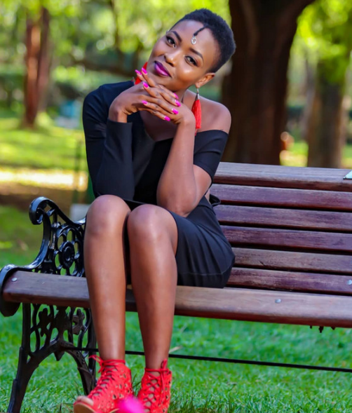 Nyce Wanjeri to Kenyans: Stop begging me for that s*x tape, that's not me