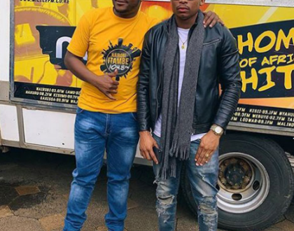Jalango gave me Ksh 6000 and started telling everyone how he helped my career- Otile and Jalas recount beef