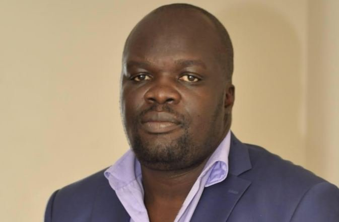 Blogger, Robert Alai marched to DCI headquarters after defying high orders against publishing gruesome photos