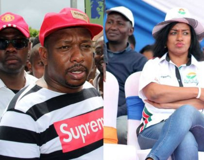 Leaked phone call of Nairobi Woman Rep Esther Passaris allegedly begging Sonko money gets mixed reaction