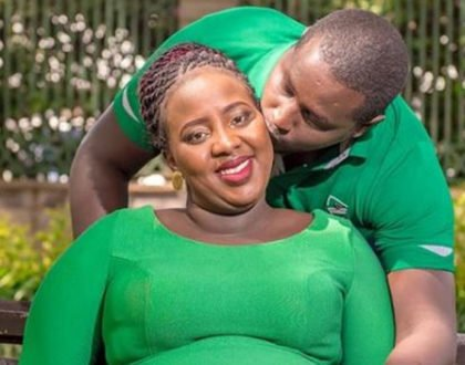 Churchill Show comedian Terrence confess how smelly mouth kept his wife away from his passionate kisses