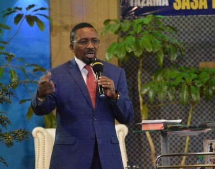 """""""Pastor Ng'ang'a is depressed and needs a doctor"""" fellow pastor says"""