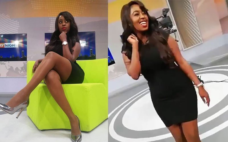 Lilian Muli also leaves social media