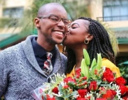 'Our relationship was a secret when we were working together' Joyce Omondi and Waihiga Mwaura shout