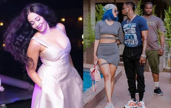 Drama as Zari cuts off Diamond Platinumz from being a father while Tanasha acknowledges him as one: Happy Athletics Day to him instead