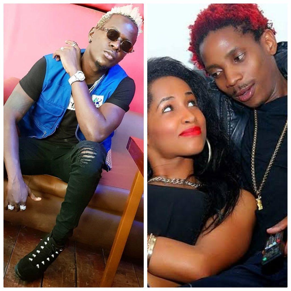 Bro code! Willy Paul warned against thirsting over Eric Omondi´s ex, Chantal Grazioli