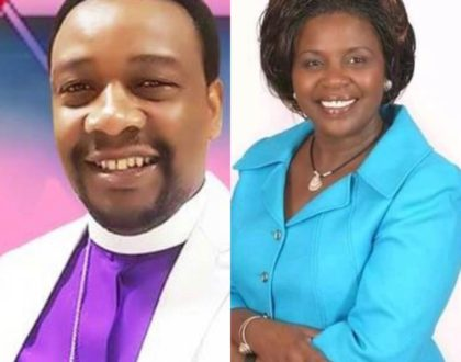 """""""Government should give cancer patients free treatment whether in public or private hospitals!"""" Man if God says as he mourns the late Joyce Laboso"""