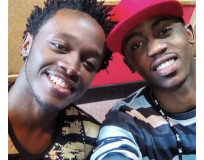 Weezdom finally begs Bahati for forgiveness as he hopes to rejoin EMB records!