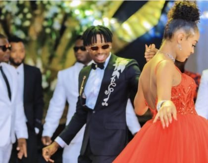 Ready for baby Simba! Diamond Platnumz and Tanasha already preparing for the arrival of their son!