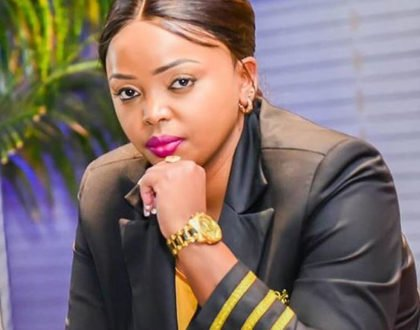 ¨In actual fact Governor Mike Sonko is very God fearing¨ hot Rev Lucy Natasha shares