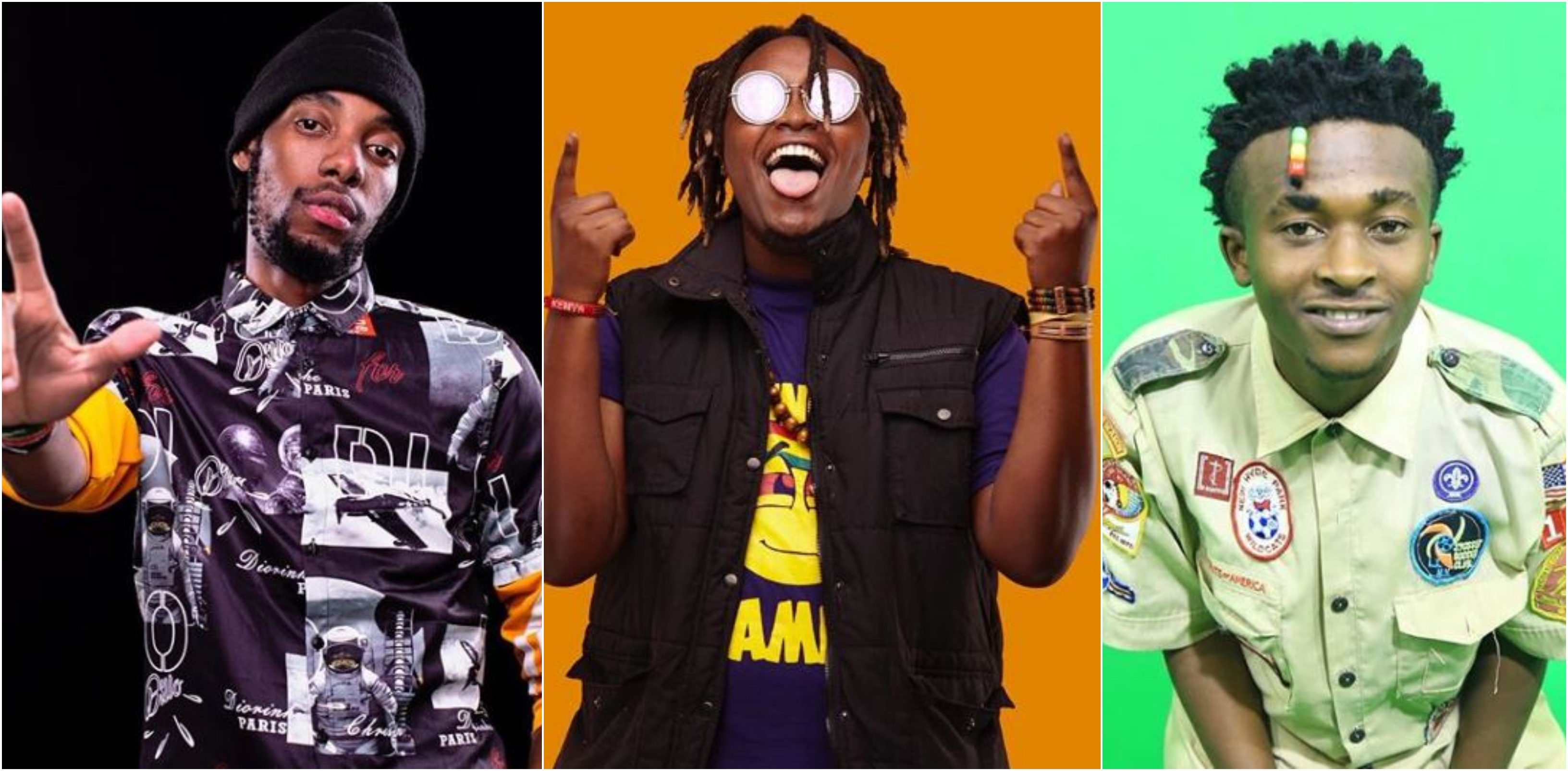 Rekless Vs Nelly The Goon Vs Miracle Baby: Who is the best lyricist?