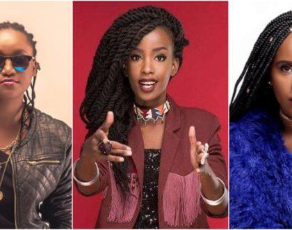 Fena Gitu Vs Wangechi Vs Femi One: Who is the best female rapper?