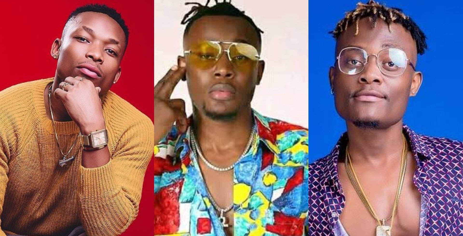 Otile Brown's collabo with Arrow Bwoy and Masauti dubbed 'Lucy' is totally fire (Video)
