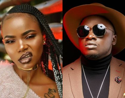 Khaligraph Jones and Rosa Ree