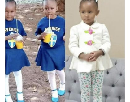 DJ MO responds after he was accused of fathering adorable twins who resemble his daughter