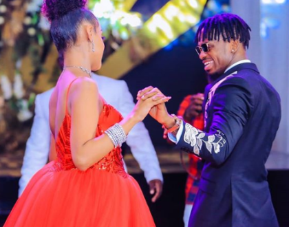 Trouble in paradise? Diamond Platnumz unfollows Tanasha Donna