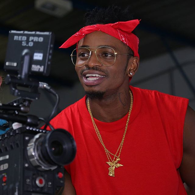 "Money Moves! ""I am ready to buy a big football club and change it's name to Wasafi FC!"" Diamond Platnumz"