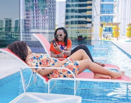 Bahati to Kenyan men: Let your wife control you if you want to be happy