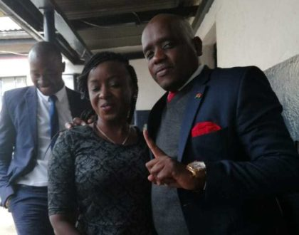 Jackie Maribe forced to resign at Citizen TV hours after police cell photos with Itumbi