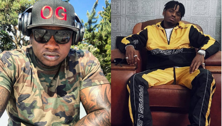 Khaligraph speaks on collabo with Diamond: I feel he has not done anything I can blend with