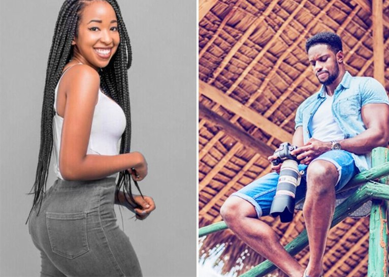 Natalie Tewa is having the time of her life while Rnaze is still trying to figure things out (Videos)