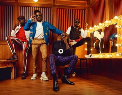 Sauti Sol's musical journey is proof that patience pays