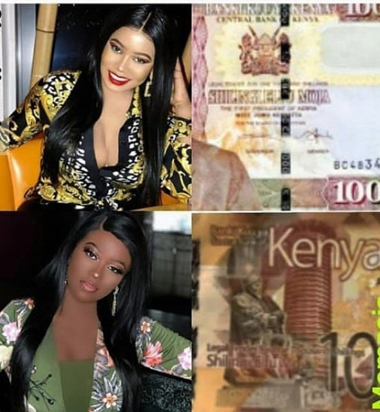 Accurate! Kenyans get creative and light up the internet with Vera´s new skin tone