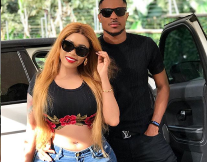 Tulichezwa! Controversy after a melanin-free Vera Sidika steps out with a new ride [photos]