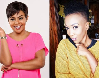 To True Friendship! Wahu and Size 8 cuddle each other with long, sweet messages
