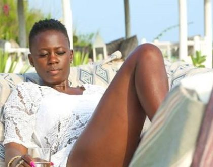 ¨Nimewachwa tena¨ Akothee in mourning after being dumped by mystery boyfriend again [video]