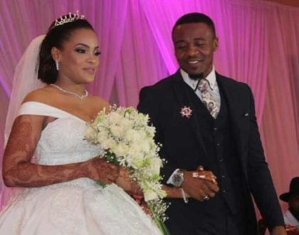 Ali Kiba's wife is under counseling because of a lot of marriage troubles- sources