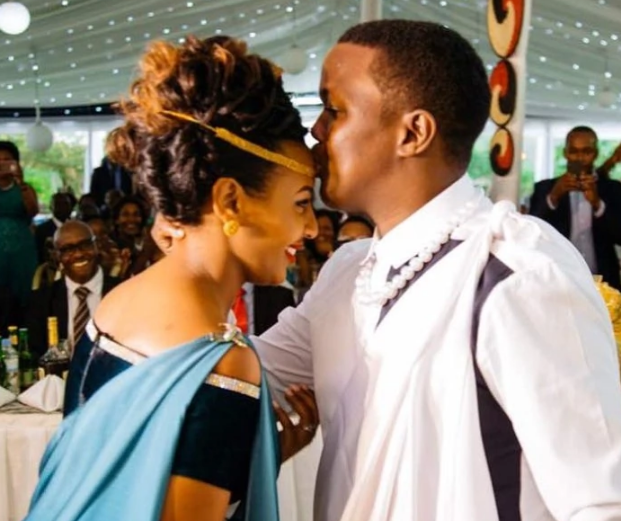 AY fails to confirm or deny he has broken up with wife