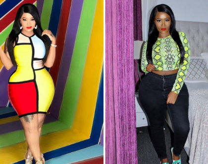 Tan or make up? This is what Vera Sidika´s transformation is all about [photos]