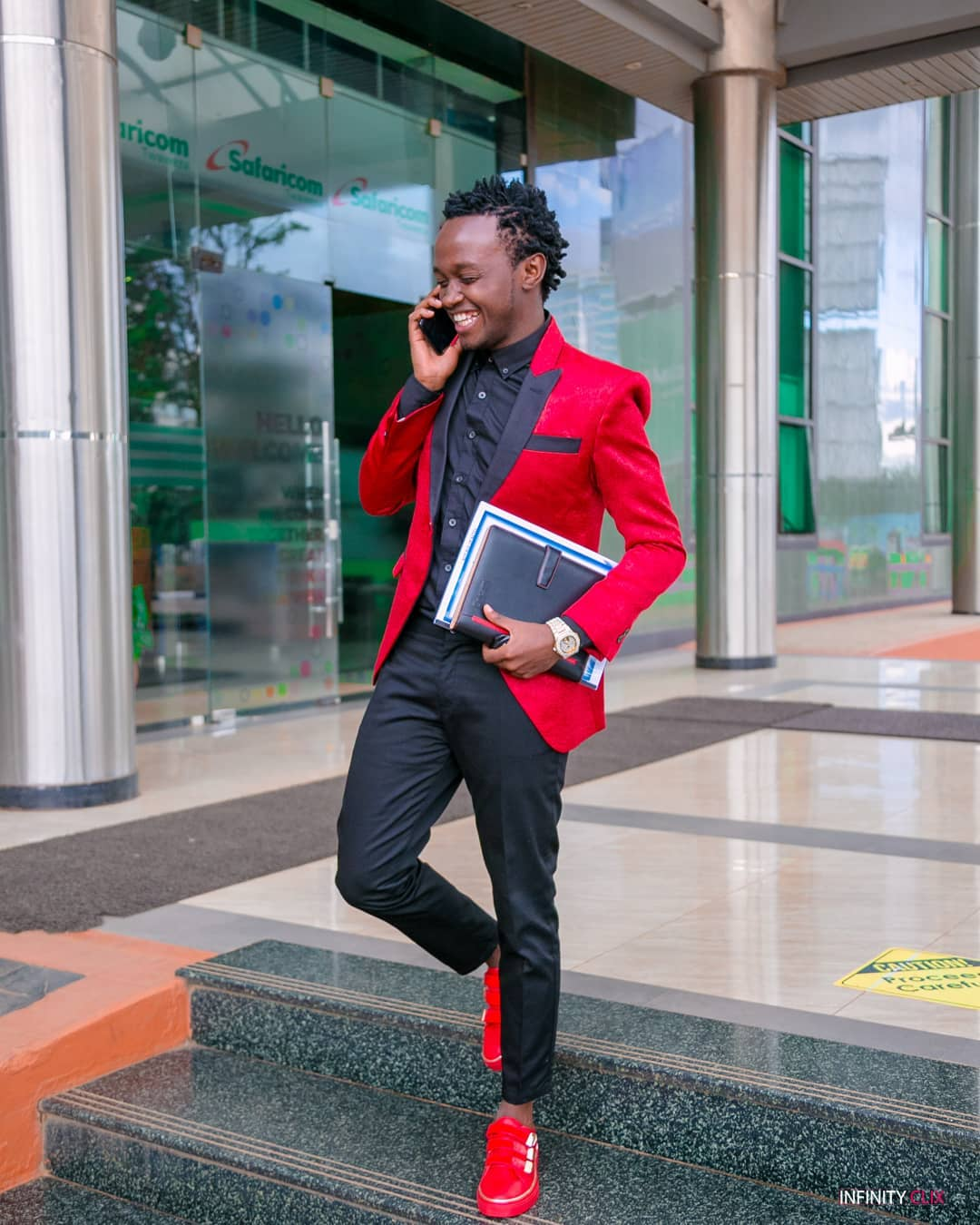 Bahati is back with a new single dubbed 'Unavyonipenda