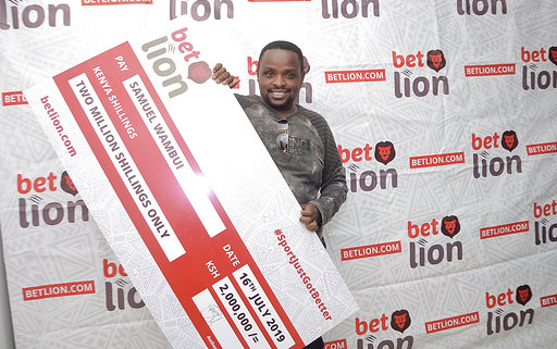 Ksh.100 Stake Wins Millions for Soccer Enthusiast on BetLion !