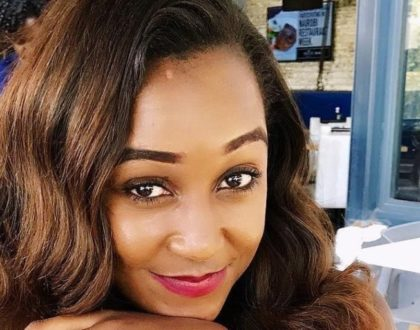 K24 journalist, Betty Kyallo has no regrets ditching home for the wild