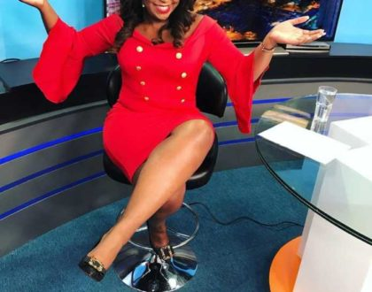 "Betty Kyalo: ""2019 I'm hiding my lover from social media. And No, i'm not pregnant."""