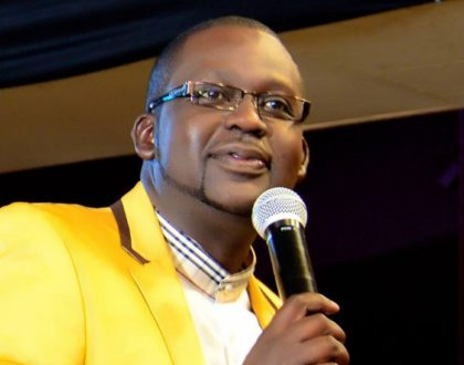 Churchill - Taji Awards is to recognize individuals who have done so much in the comedy industry