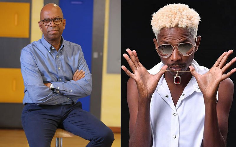 Eric Omondi: Only Bob Collymore believed in me, when the world did not