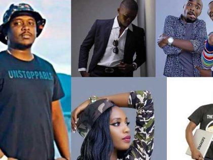 Kenyan artists embracing collabos and how it is coming out