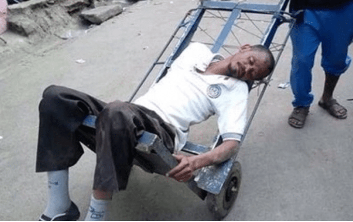 """Githeri Man denies he was drunk as a fish, claims it was a joke: """"I am a comedian. I wanted to entertain people"""""""
