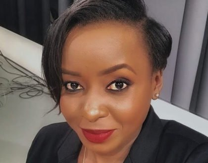 Day Jacque Maribe led a 'protest' at Citizen TV over bread (Video)