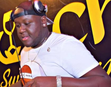 DJ Joe Mflame explains how he handles female fans