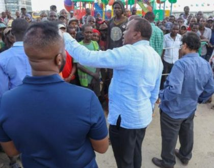 Governor Joho´s barber on the spot over mediocre haircut