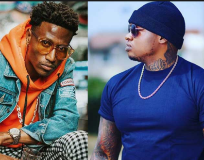 Hakuna mambo ya kukonda konda apa! Khaligraph Jones trolls Octopizzo after hitting gym