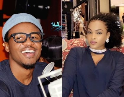 Are Ali Kiba and wife, Amina Khalef calling it quits already? [video]