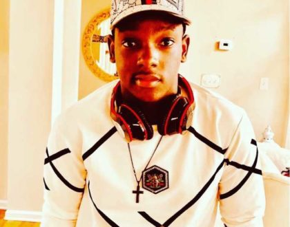 Kathy Kiuna's son: I wanted to commit suicide after going to the US